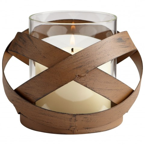 Infinity Small Candleholder