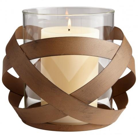 Infinity Large Candleholder