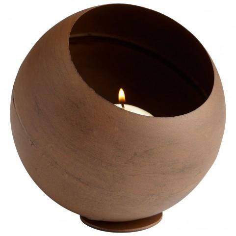 Acorn Large Candleholder