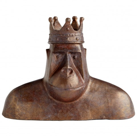 King Kercheck Sculpture