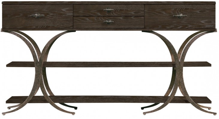 Coastal Living Resort Channel Marker Del Mar Sideboard