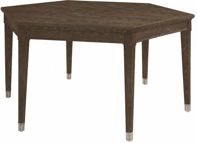 Coastal Living Resort Channel Marker Soledad Promenade Leg Dining Table