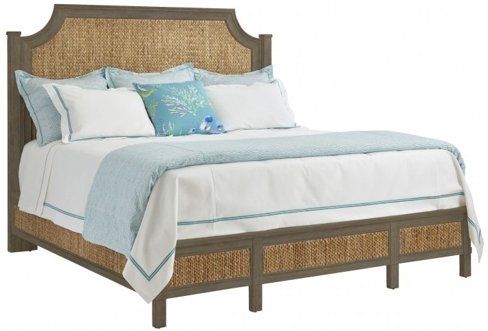 Coastal Living Resort Deck Water Meadow King Woven Bed