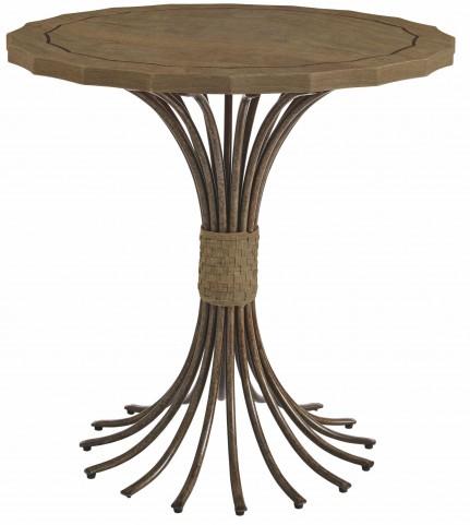Coastal Living Resort Deck Eddy's Landing Lamp Table