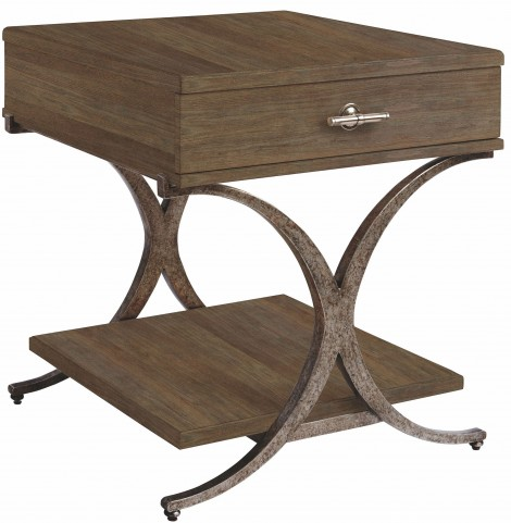 Coastal Living Resort Deck Windward Dune End Table