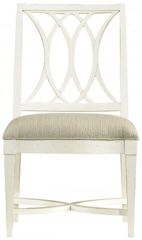 Coastal Living Resort Sail Cloth Heritage Sail Cloth Coast Side Chair