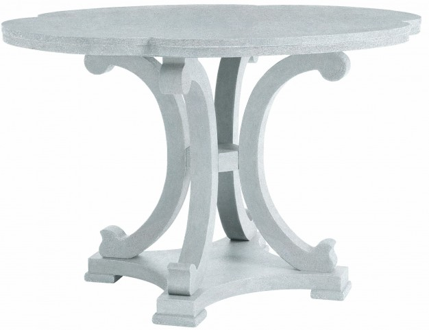 Coastal Living Resort Sea Salt Seascape Round Dining Table