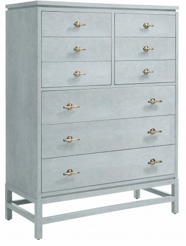 Coastal Living Resort Sea Salt Tranquility Isle Drawer Chest