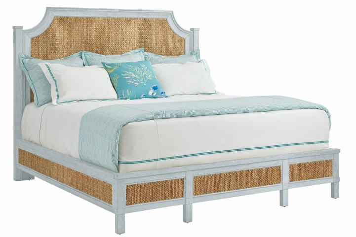 Coastal Living Resort Sea Salt Water Meadow King Woven Bed