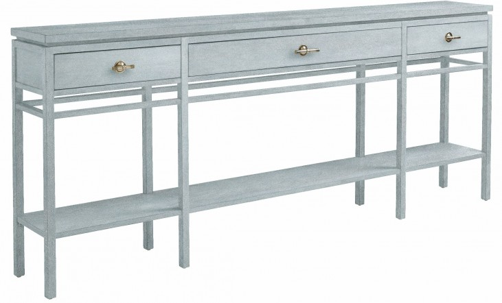 Coastal Living Resort Sea Salt Palisades Sofa Table
