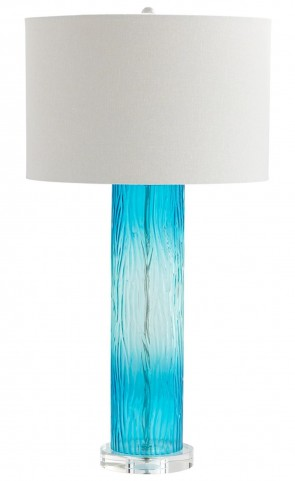 Blue Dawn Table Lamp