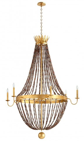 Alessia 6 Light Chandelier