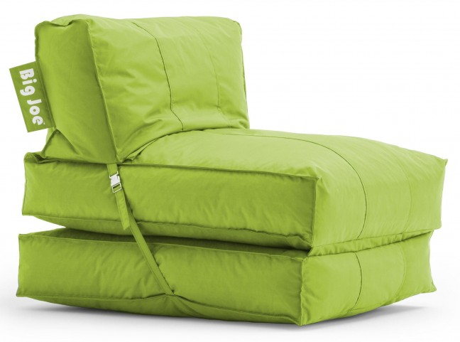 Big Joe Flip Spicy Lime SmartMax Convertible Lounger