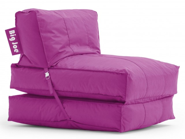 Big Joe Flip Pink Passion SmartMax Convertible Lounger