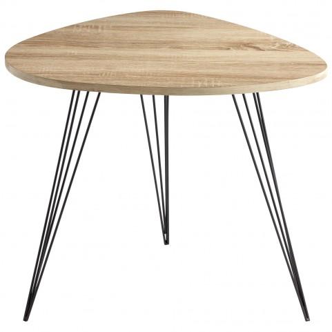 Lunar Landing Side Table