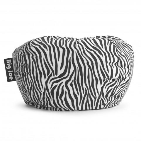 "Big Joe 98"" Zebra SmartMax Bean Bag"