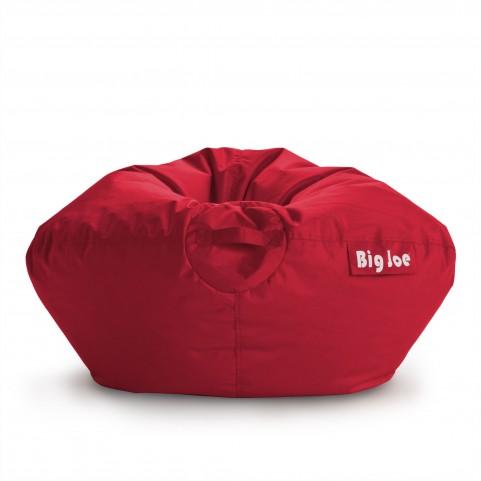 """Big Joe 98"""" Flaming Red SmartMax Bean Bag"""
