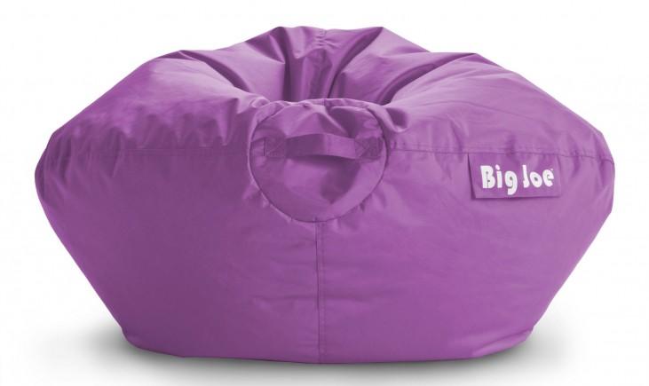 "Big Joe 98"" Radiant Orchid SmartMax Bean Bag"