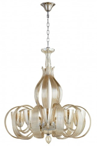 Lucille 10 Light Chandelier