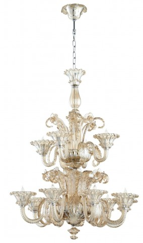 Lascala 12 Light Chandelier