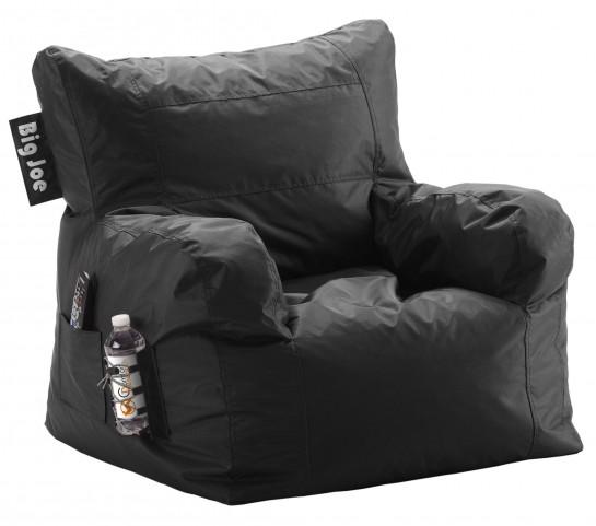 Big Joe Dorm Stretch Limo Black SmartMax Chair