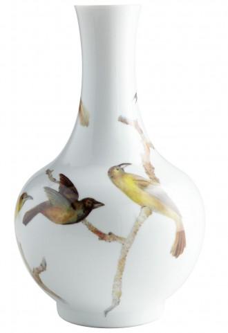 Aviary Large Vase