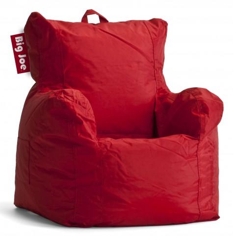 Big Joe Cuddle Flaming Red SmartMax Chair