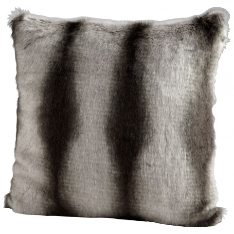 Faux Chinchilla Pillow