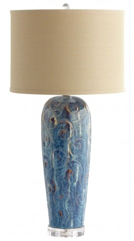 Translation Table Lamp