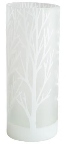 Frosted Bark Large Vase
