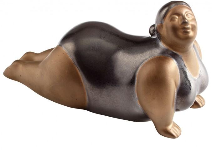 Yoga Sue Sculpture