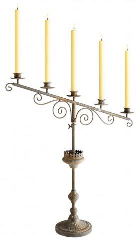 Lyon Candleholder