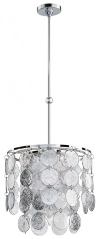 Carina 3 Light Pendant