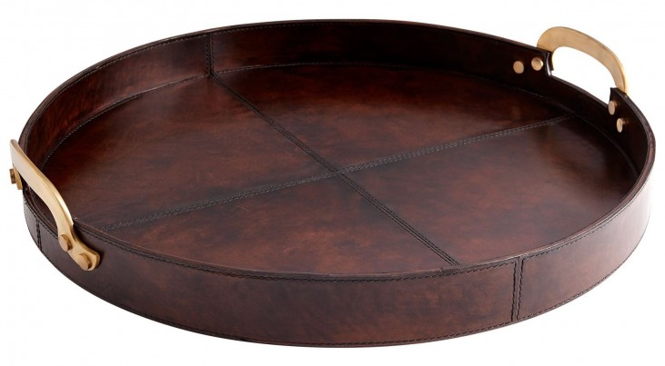 Bryant Brown Large Tray