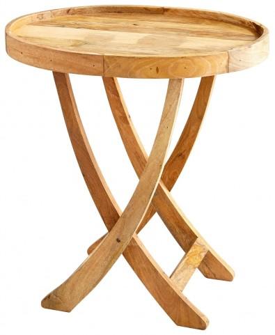 "Rustica 34""H Tray Table"