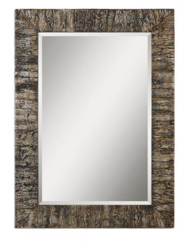 Coaldale Bark Mirror