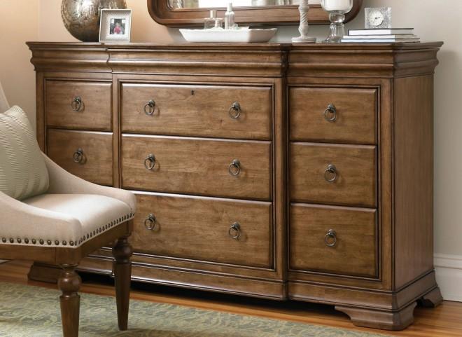 New Lou 12 Drawer Dresser