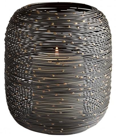 Spinneret Large Candleholder