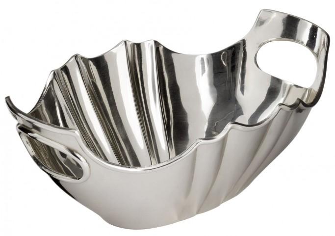 Huxley Chrome Bowl