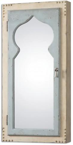 Nador Jewelry Cabinet Mirror