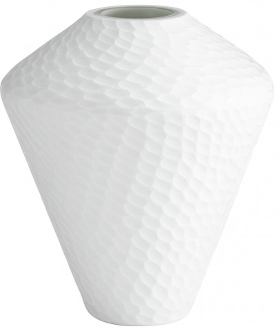 Buttercream Medium Vase