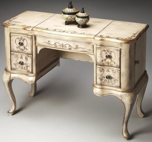 Artists' Originals Guilded Cream Vanity