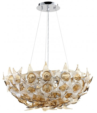 Moon Lillie 7 Light Pendant
