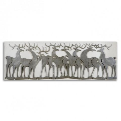 Herd Of Deer Wall Art