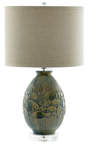 Piscine Table Lamp