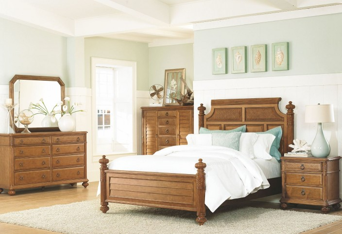 Grand Isle Amber Island Bedroom Set