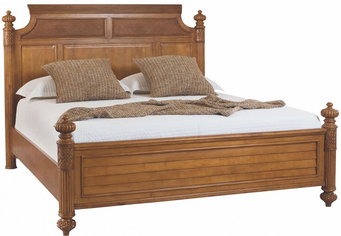 Grand Isle Amber Queen Island Bed