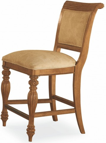 Grand Isle Amber Counter Height Barstool