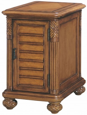 Grand Isle Amber Chairside Chest