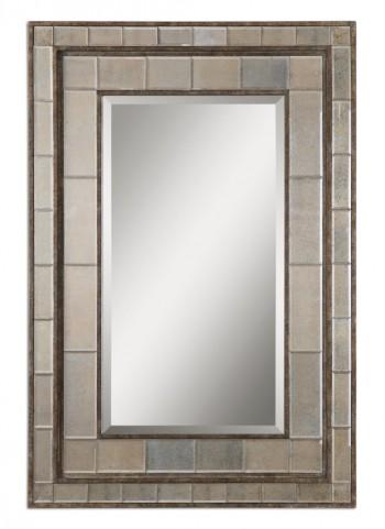 Almont Bronze Mosiac Mirror